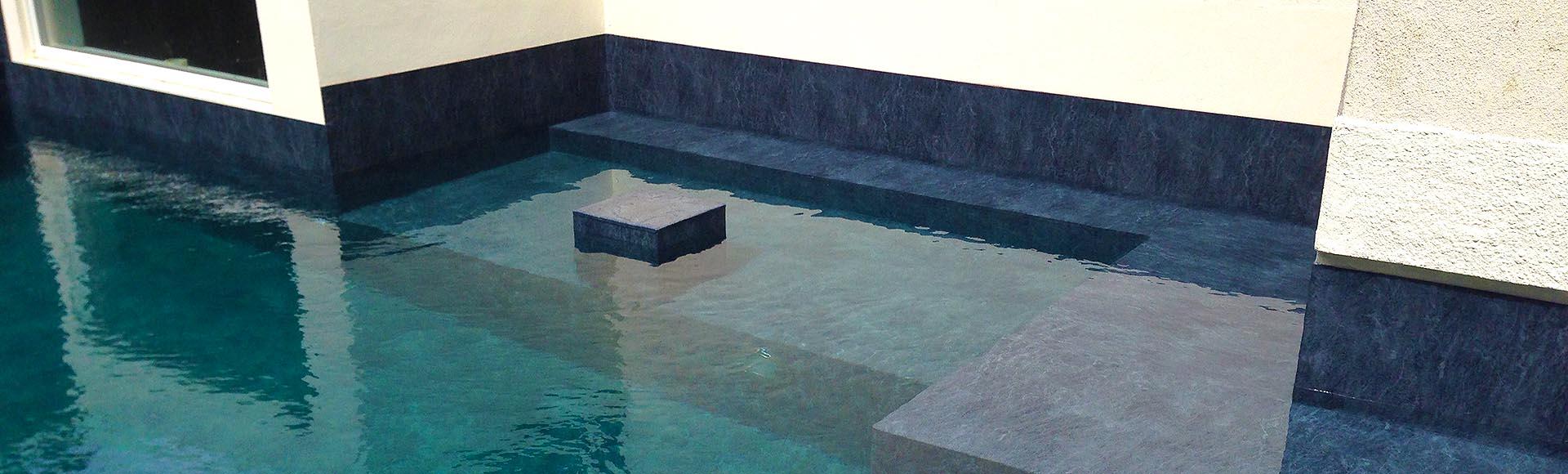 Vi bygger pooler i hela Skåne