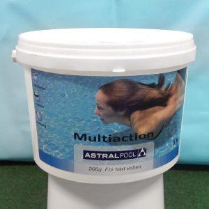 Multiaction