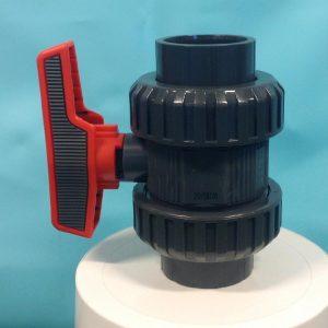Ventil limkoppling PVC